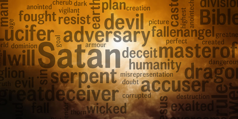 What does the Bible say about Satan?