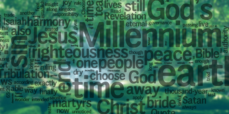 What does the Bible say about the Millennium?