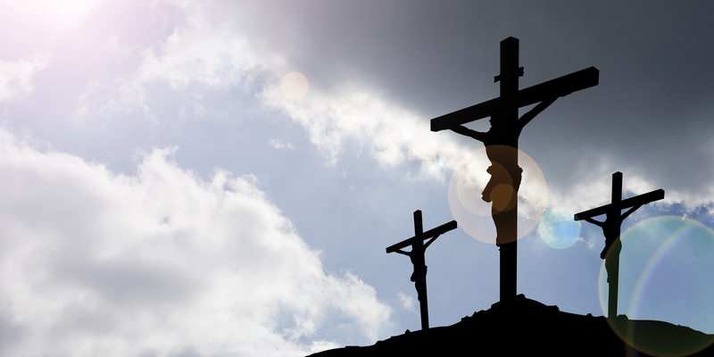 The three crosses on Calvary: What do they signify?