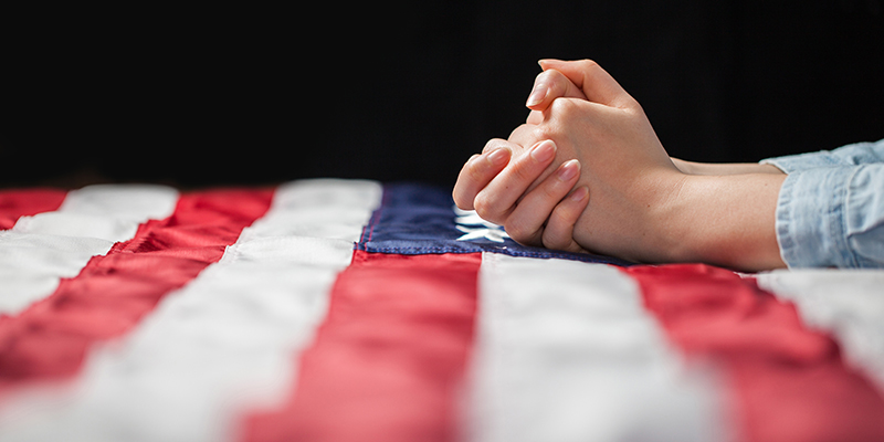 Praying for our leaders and governments
