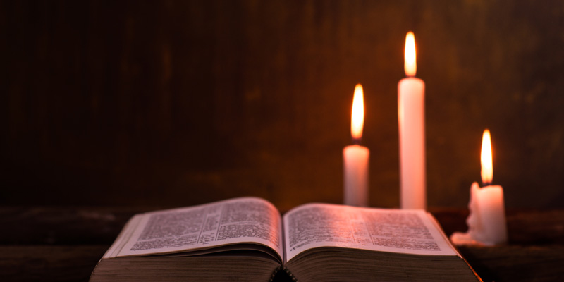 Every reason to celebrate: 35 Bible verses to think about at Christmas
