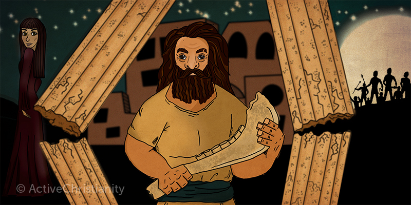Samson: The unassailable power of a covenant with God