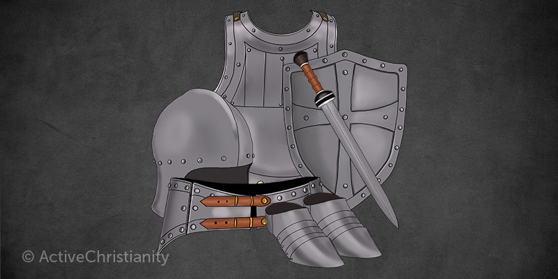 The importance of using the whole armor of God
