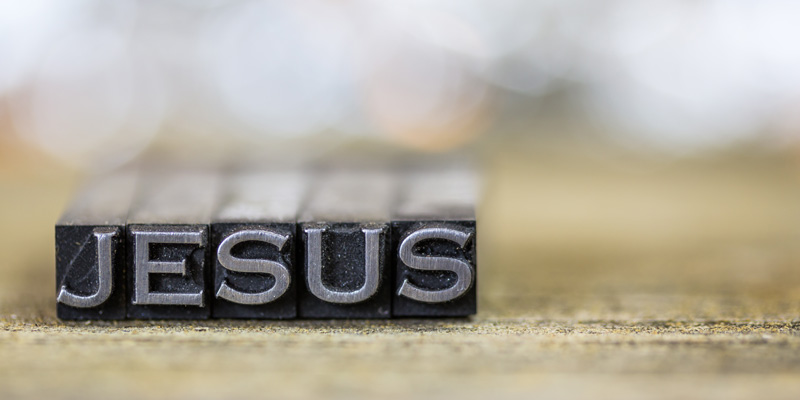 What's in a Name? What Jesus' amazing names tell us about Him
